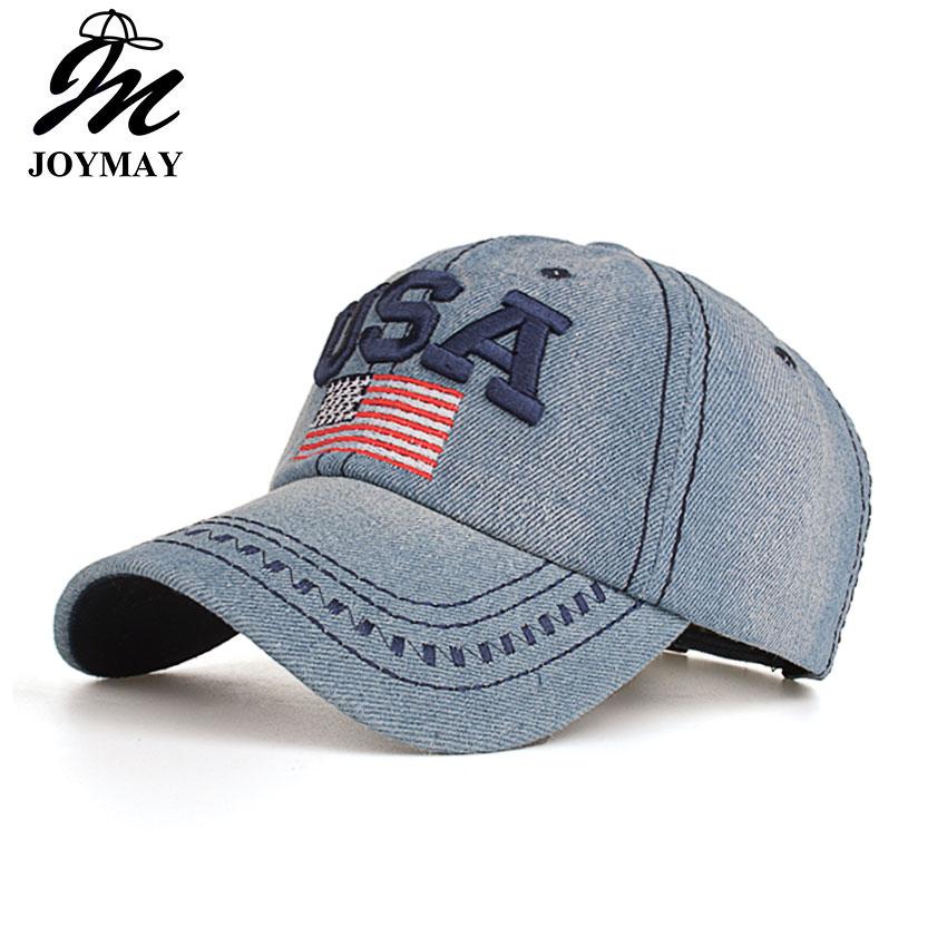 2016 új érkezés kiváló minőségű snapback sapka pamut baseball sapka USA zászló hímzés kalap férfi férfiak unisex sapka B351