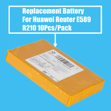 New Arrival 10PCS/PACK 3000mah Replacement Battery for Huawei Router E589 R210 E5776S High Quality(China)