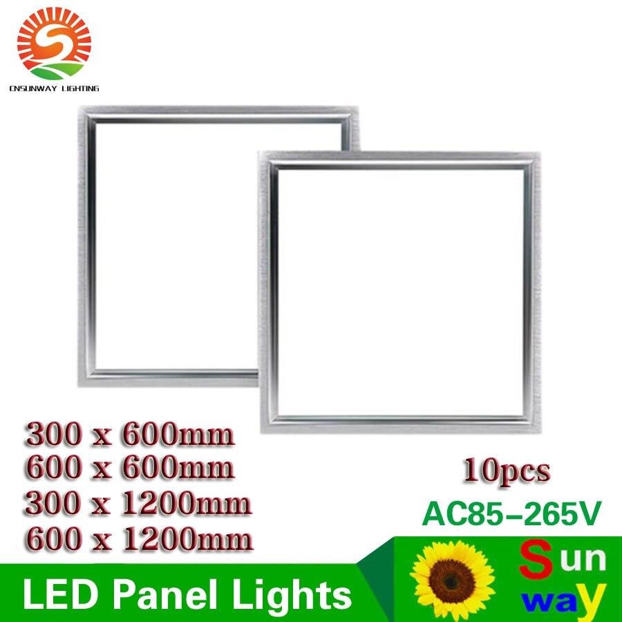 High quality with cheap price led panel light 36w 600x600 ac85 265v - Led Panel Lights 36w 48w 300x600 600x600 Led Ceiling Panel Light 2x2 1x4 1x3 Ft Led
