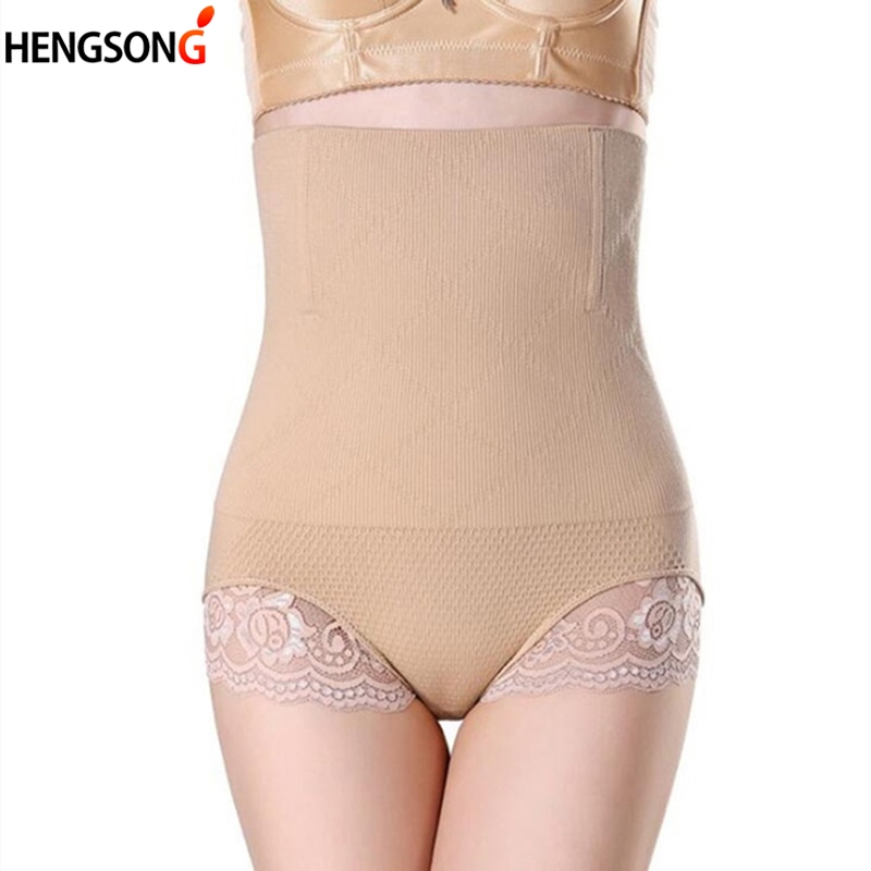 Women Body Shaper High Waist Slim Bodyshapers Tummy Control Shorts Pant Shape Wear Women Shaping Underwear Slim Briefs