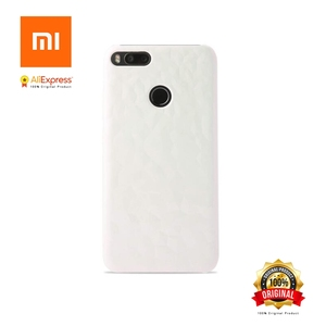 Image 5 - Xiaomi Mi A1 Mi 5X New Original Case Bumper Screen Protector Film PET for Mi 5x(Mi a1) Plastic Color Changes When Light Abstract