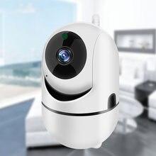 Беспроводная мини камера видеонаблюдения 720p wi fi ip ночное
