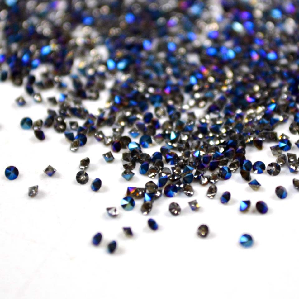 1.1mm Micro Rhinestones for Nails Design Pixie Crystal Strass Nail Art Decorations Strass Unha Crystal Glass MJZ1013 1 1mm crystal pixie ab glass micro rhinestones for nails crystals strass nail art decorations unas nail design strass mjz1007