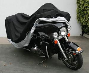 Image 1 - XXXL wodoodporny pokrowiec na motocykl dla Honda złote skrzydło GL 500 650 1000 1100 1200 1500 1800/Harley Road King Glide Touring