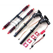 HML850 Electric Retractable Landing Gear Skid for 25mm T810/T960 FPV Hexacopter Octocopter Multicopters