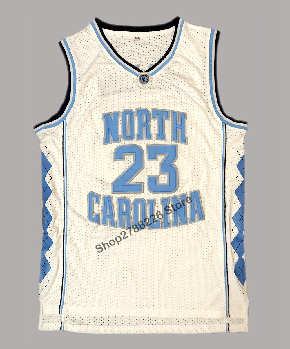 Buy north carolina basketball jersey white and get free shipping on  AliExpress.com a92e58956