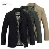 Plus Size 4XL Men Blazers NianJeep Leisure Trip Party Clothing For Spring Autumn Original Brand Casual