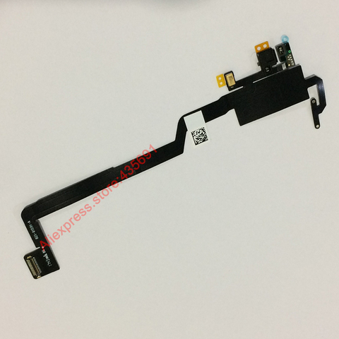 For IPhone X Original New Proximity Light Sensor Flex Ribbon Cable Replacement Parts Mobile Phone Accessories with Tracking Karachi