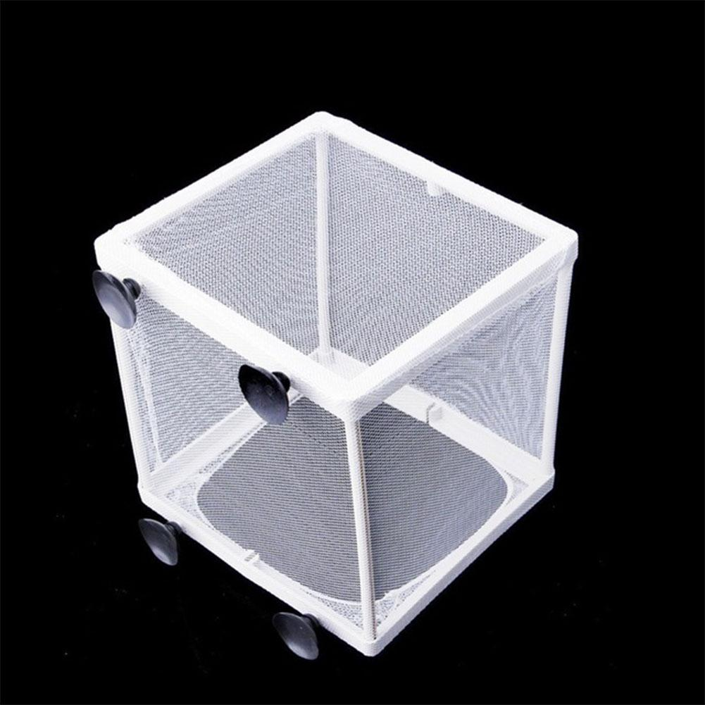 Fish Breeding Incubator Net Hanging Fish Hatchery Isolation Box For Aquarium Accessory