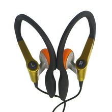 High Quality Running Sport Earhook Headphone Universal 3.5mm Jack Ear Hook Earphone