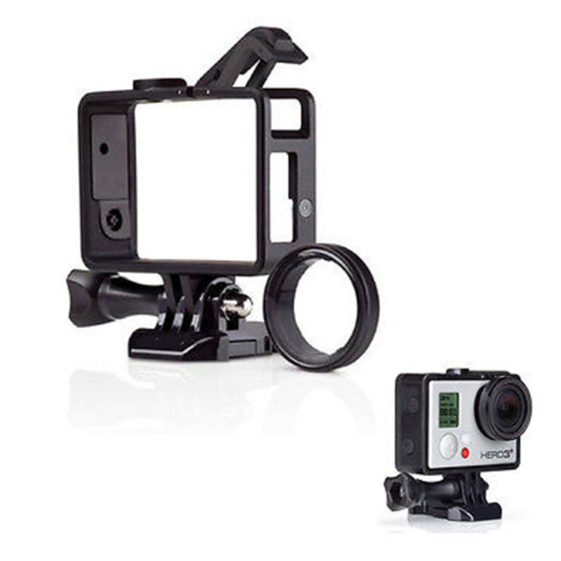 Mount Standard Protective Housing The Frame Tripod For GoPro Hero 3 ...
