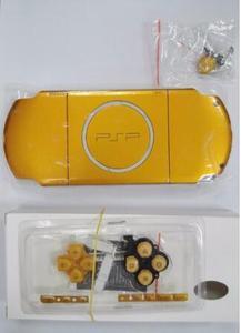Image 5 - شحن مجاني 6 ألوان ل PSP 3000 PSP3000 كامل الإسكان شل غطاء علبة استبدال أزرار أطقم