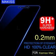 Для Xiaomi Mi Max Стекло Фильм Оригинальный Xiaomi Max Экран протектор Закаленное Стекло Телефон Фильм Xiomi Mi Max 6.44 защитный экран