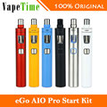 Оригинал Joyetech эго AIO Pro Kit 2300 мАч Батареи с 4 мл Распылитель Все-в-Одном Starter Kit Ego pro kit