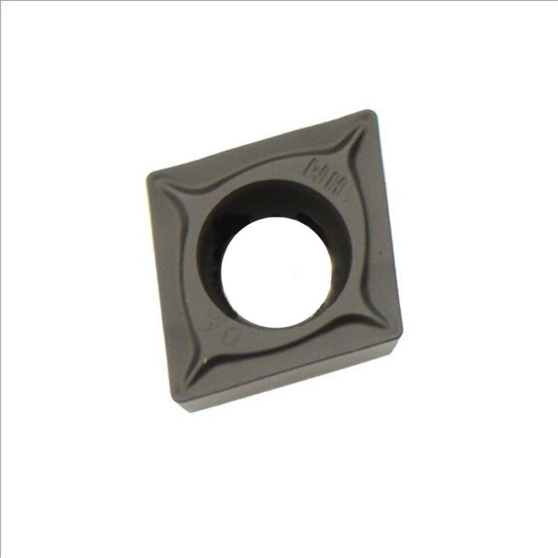 Original ZCC CCMT09T304-HM CCMT09T308-HM YBC252 CCMT 09T304 09T308 Turning Tool Carbide Inserts Lathe Cutter CNC Tools