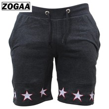 ZOGAA Brand New Fashion Men Sporting Streetwear Shorts Trousers Sweatpants Fitness Short Jogger Casual Gyms Big Size
