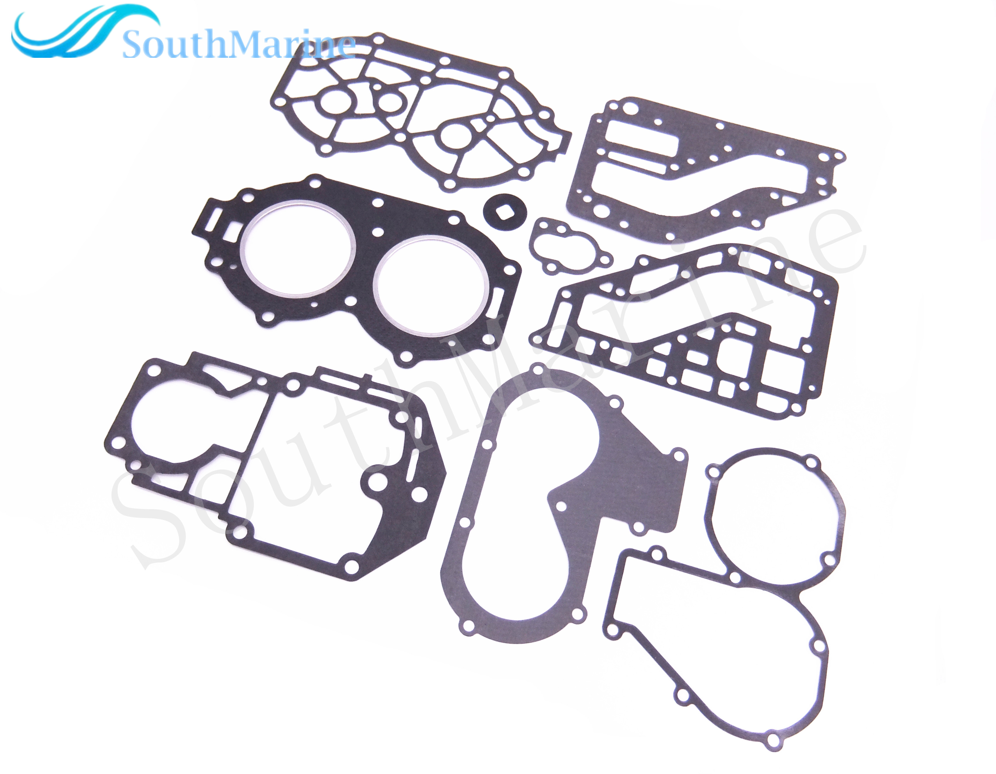 Outboard Engine Complete Power Head Seal Gasket Kit for Parsun HDX T20 T25 T30A Boat Motor Free ShippingOutboard Engine Complete Power Head Seal Gasket Kit for Parsun HDX T20 T25 T30A Boat Motor Free Shipping