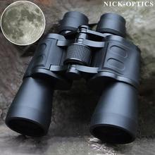 مناظير عسكرية قوية 10000 متر عالية الوضوح زجاج بصري Hd تليسكوب مزود بمنظار ثنائي ضوء منخفض للرؤية الليلية للصيد في الهواء الطلق