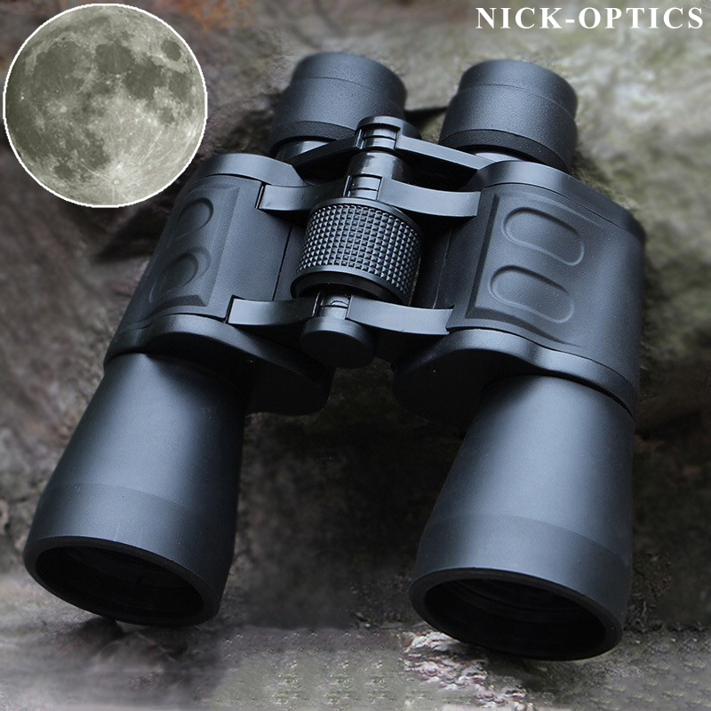 Powerful Military Binoculars 10000M High Clarity Optical glass Hd Binocular Telescope low light Night Vision For Outdoor Hunting