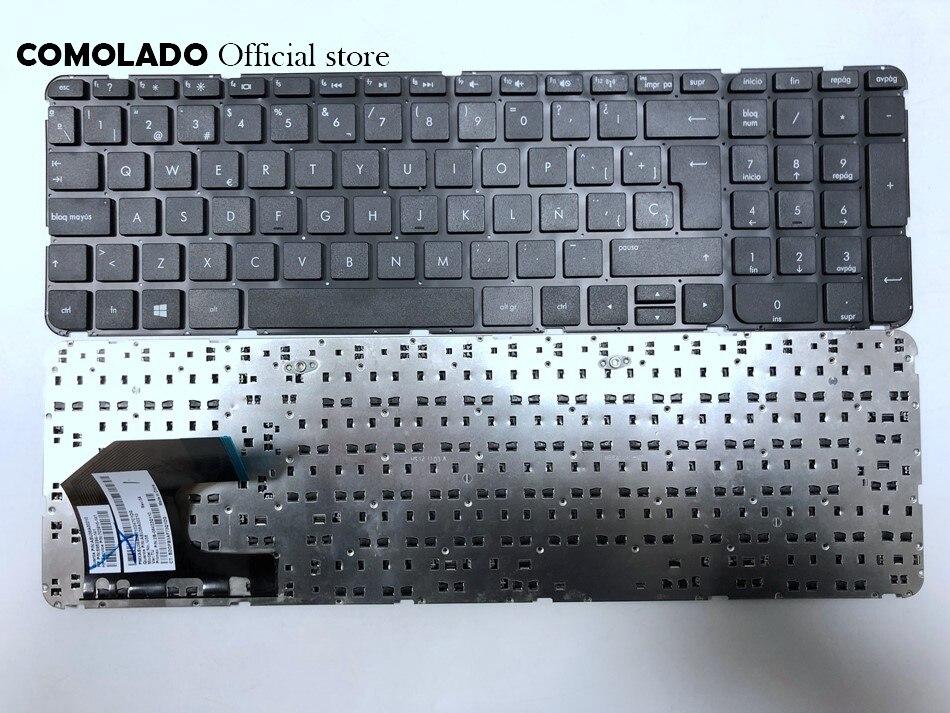 SP Spanish Keyboard For HP 15-B183 15 15-B 15-b000 15-b100 15T-B 15t-b100 15t-b000 15Z-B 15- B058SR U36 Black Keyboard SP Layout