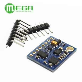 10pcs GY-85 BMP085 Sensor Modules 9 Axis Sensor Module (ITG3205 +ADXL345 + HMC5883L) ,6DOF 9DOF IMU Sensor