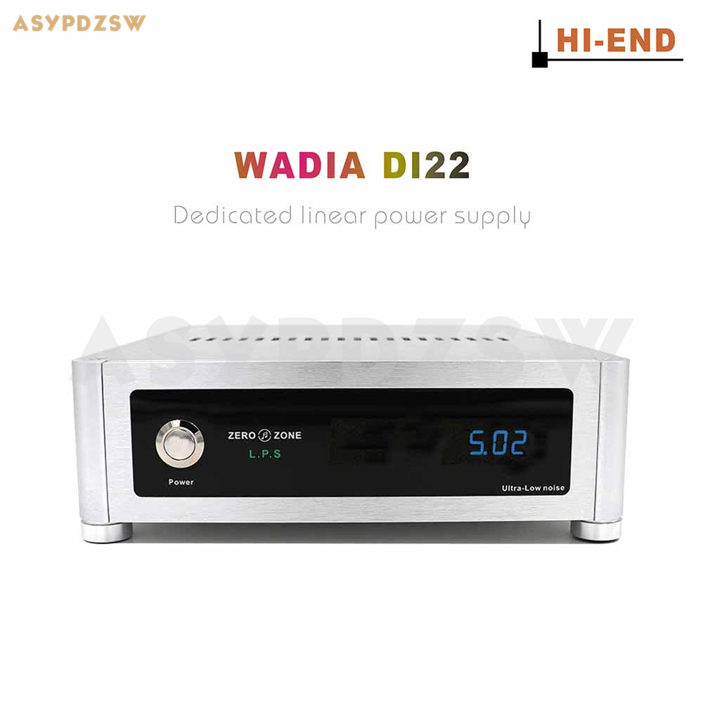 цена Finished HI-END Decoder/DAC dedicated linear power supply For Wadia DI22 DC 5V