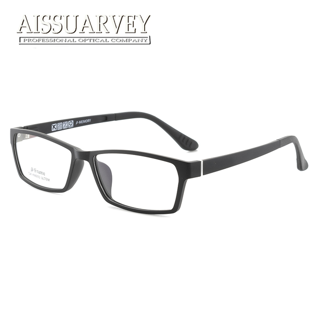 70a8a1134bf Ultem Sport Eyeglasses Korean Glasses Frames Rectangle Frames Memory  Prescription Men Fashion Light Eyewear Goggles Flexible New