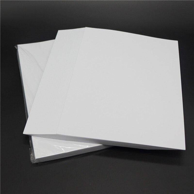 115 g einseitig glänzendes Fotopapier A4 * 100 Blatt für - Papier - Foto 4
