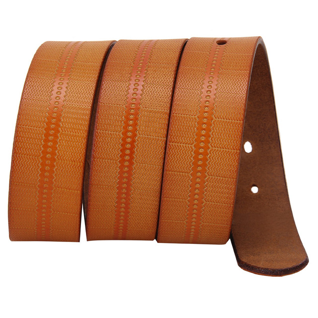 New belts for women Second Layer Cow genuine leather Fashion pin buckle high quality woman belt Luxury female strap for jeans