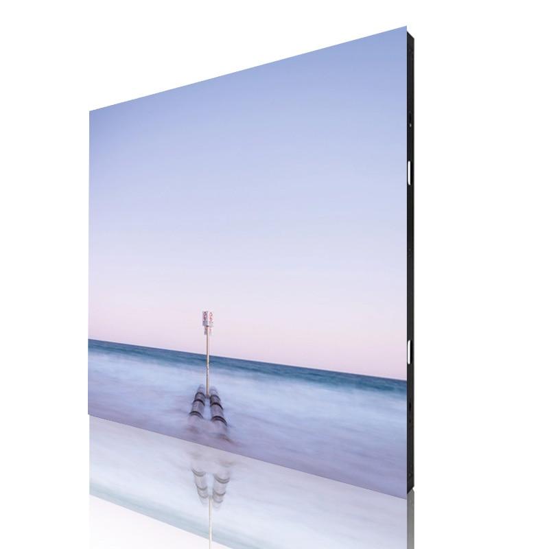 Ultra light profile aluminum cabinet full color tube chip color led wall P3 2K 4K led TV panel