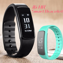 Original iwown i6 HR Smart Band Fitness Heart Rate Moniter Wristband Bluetooth 4.0 Activity Tracker Passometer Sleep Monitor