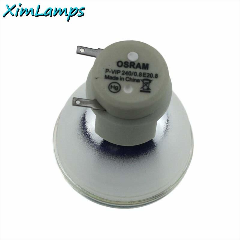 ФОТО 100% Osram Original Projector Lamp Bulb P-VIP 240/0.8 E20.8 for BENQ Mitsubishi Optoma