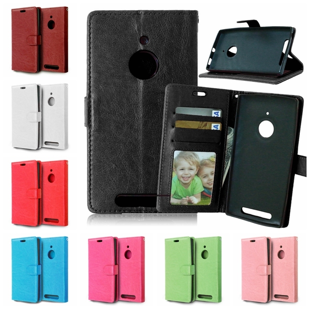 new york cf900 fb940 US $4.99 |For Capa Nokia Lumia 830 Case Leather Wallet Phone Cases Nokia  830 Case Flip Cover Luxury Crazy Leather Bag With Card Holder-in Wallet  Cases ...