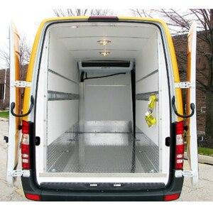 Image 5 - 3 W Araba Iç LED Tavan kubbe ışık Beyaz Paslanmaz Çelik Lamba 12 V tekne Karavan Motorlu Ev Aksesuarları