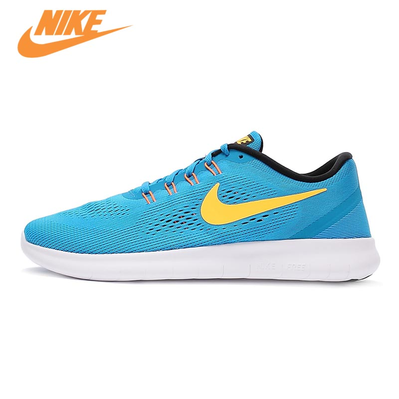 Original NIKE 2017 New Arrival Breathable FREE RN Mens Running Shoes Sneakers Trainers ...