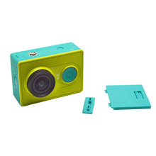 For Xiaomi yi Accessories Camera Replacement Battery Back Door Rear Cover with USB Port Cover for
