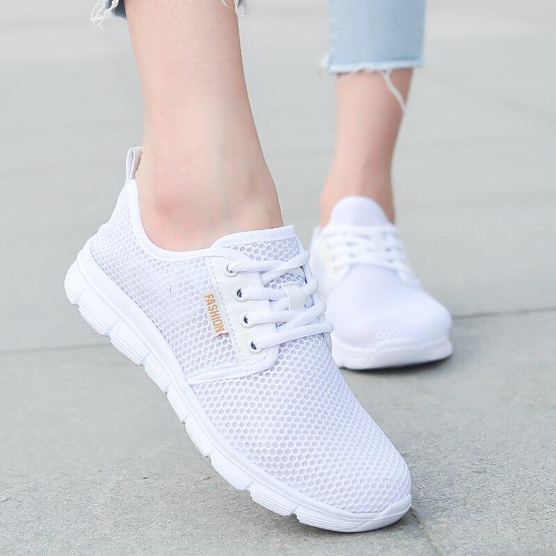 Chaussure de sport en maille pour l&rsqu ...