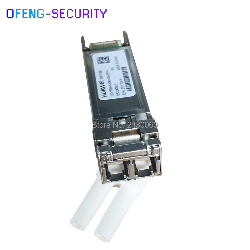 Huawei SFP+ single-mode 10G 1550NM 40KM fiber optic module OSX040N10 цены онлайн