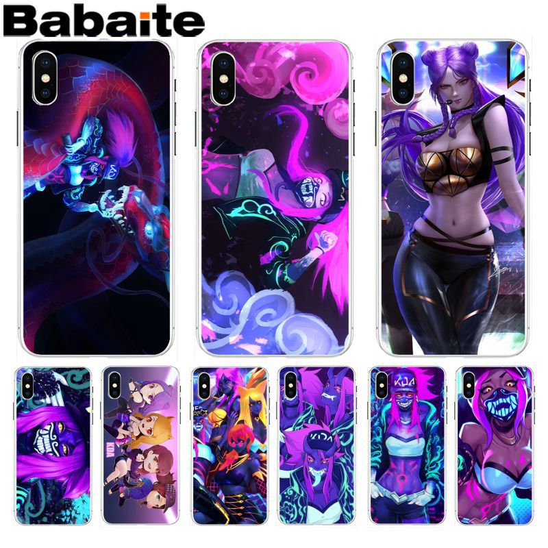 Cellphones & Telecommunications Beautiful Yinuoda League Of Legends Lol Hero Novelty Fundas Phone Case For Iphone 8 7 6 6s Plus X Xs Max 5 5s Se Xr 10 Cases A Complete Range Of Specifications