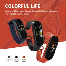2019 New M4 Heart Rate Monitor Blood Pressure Sport Smart Band Bracelet For Xiao mi sports smart Band Montre intelligente hot(China)