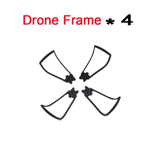 S169/SG700/DM107S/ZD5 Drone Spare parts motor battery protect frame propeller gear Accessory Foldable Wifi FPV RC Quadcopter