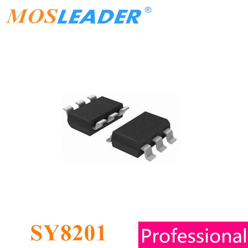 Mosleader SY8201 SOT23 6 500PCS SOT23 SY8201ABC Original IC High quality