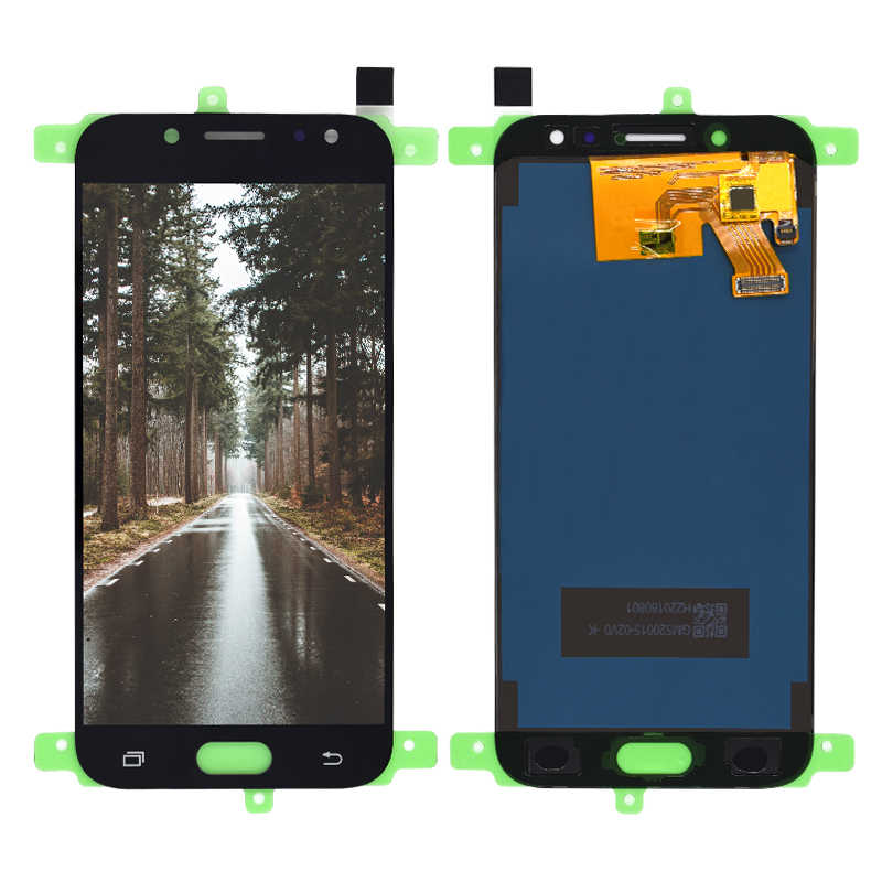 LCD para Samsung J530 pantalla MONTAJE DE digitalizador con pantalla táctil para Samsung Galaxy J5 Pro 2017 J530 J530F J530FM pantalla ajustable