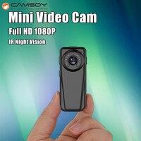 T50Full HD 1080 P Mini Macchina Fotografica di Visione Notturna A Raggi Infrarossi Kamera Largo Angle Digital Video Voice Recorder DV DVR Micro Macchina Fotografica Web fotocamera