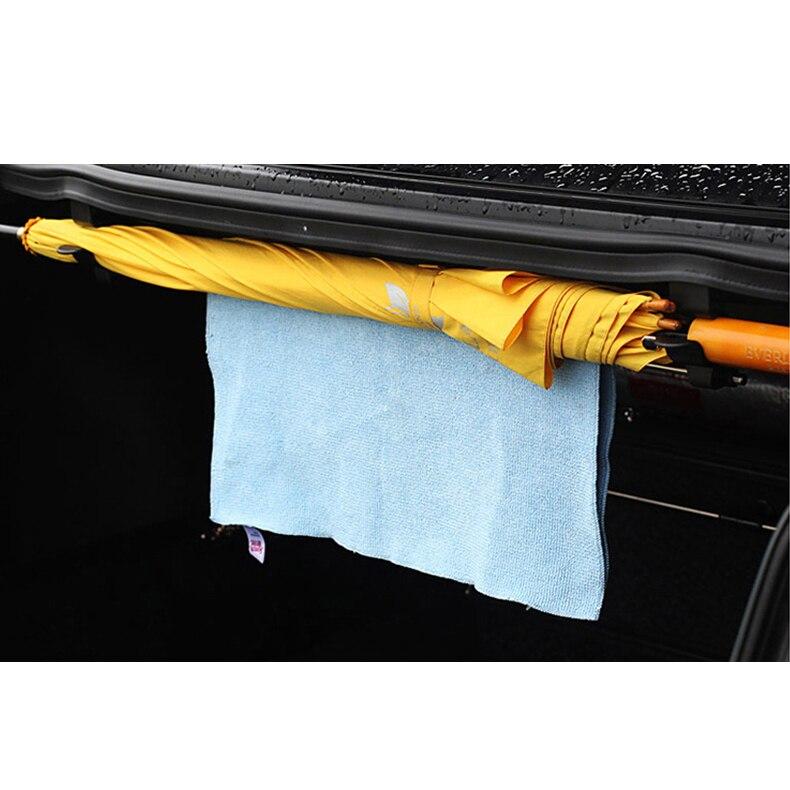 Lsrtw2017 coffre de voiture multi-fonction crochet porte-parapluie crochet de rangement pour Kia K2 K3 K4 K5 Sportage Forte Rio