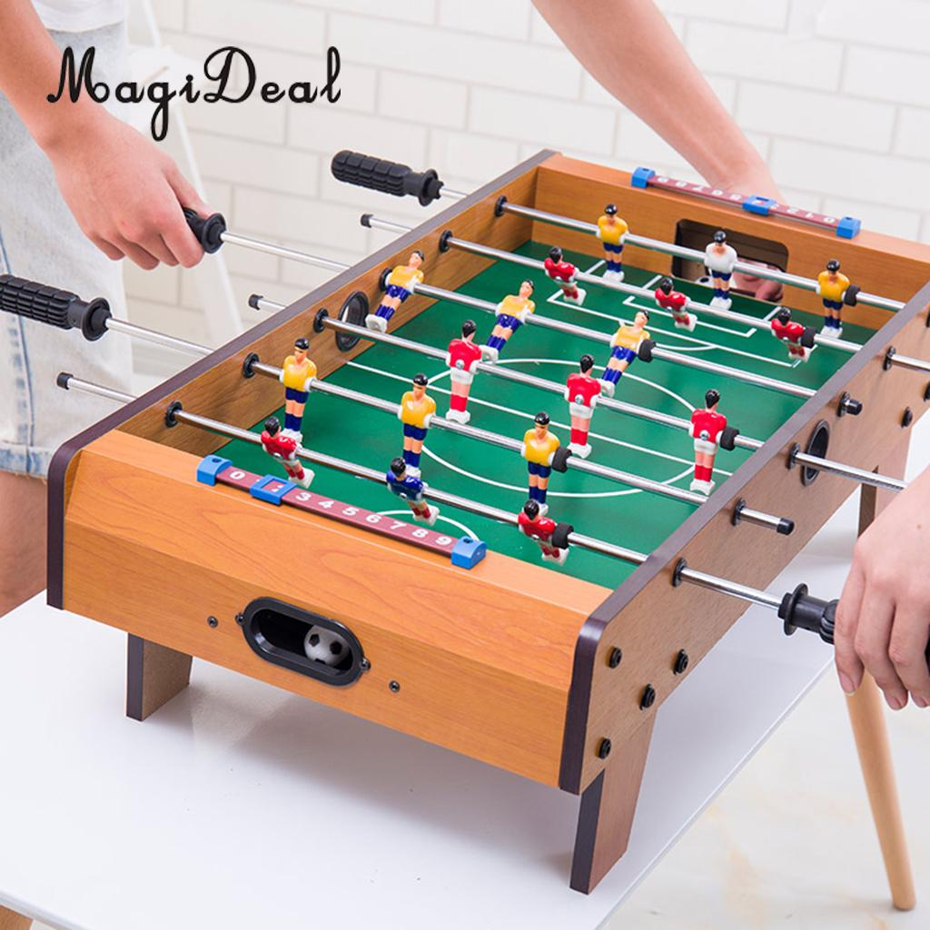 MagiDeal Funny 1Pc Table Foosball Soccer Games Table Top Sports for Home Family Party Leisure Table