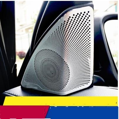 Avtomobil Daxili Qapı Səs Dinamik Mersedes Benz Yeni C sinif W205 - Avtomobil daxili aksesuarları - Fotoqrafiya 2