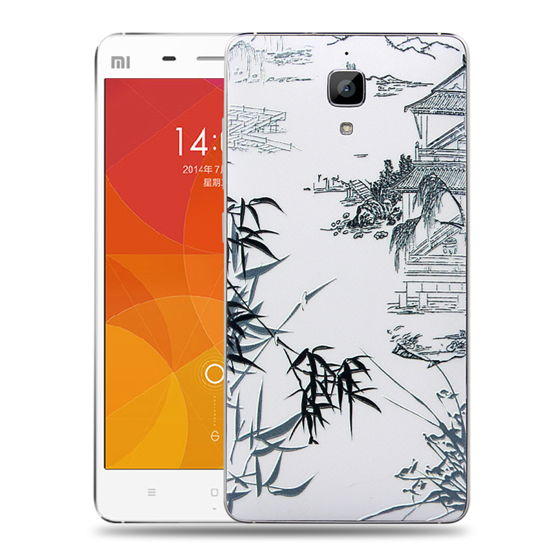 Xiaomi mi4- ի բնօրինակ ծածկույթի համար Xiaomi - Բջջային հեռախոսի պարագաներ և պահեստամասեր - Լուսանկար 3