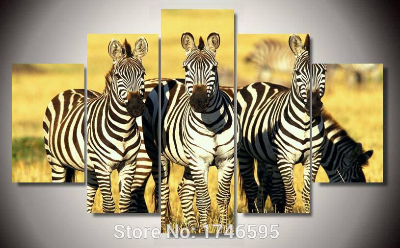 popular zebra print wall decor-buy cheap zebra print wall decor