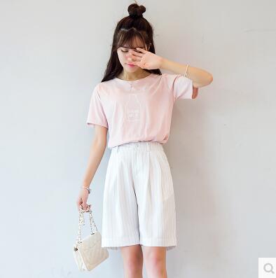 Aliexpress.com : Buy Women Summer Knee Length Shorts Casual Loose ...